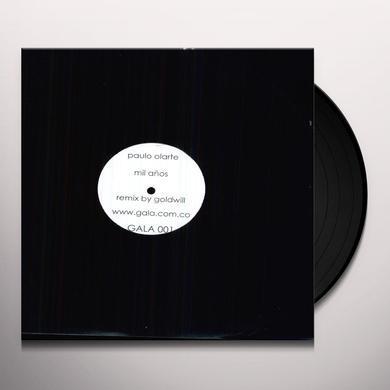 Paulo Olarte MIL ANOS Vinyl Record