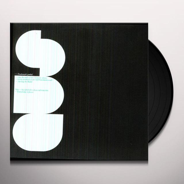 George Fitzgerald SILHOUETTE (EP) Vinyl Record