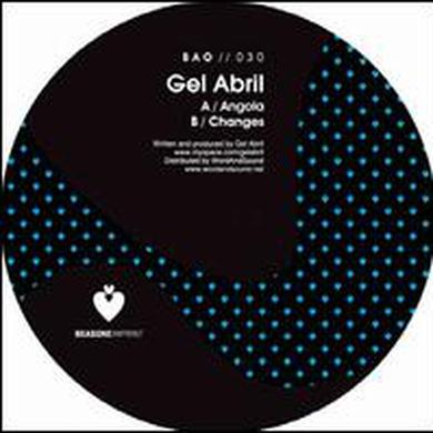 Gel Abril ANGOLA / CHANGES Vinyl Record