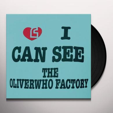 Oliverwho Factory I CAN SEE Vinyl Record