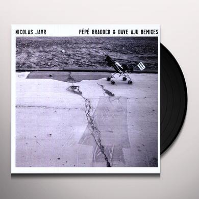 Nicolas Jaar PEPE BRADOCK & DAVE AJU REMIXES (EP) Vinyl Record - Remixes