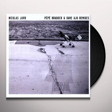 Nicolas Jaar PEPE BRADOCK & DAVE AJU REMIXES Vinyl Record