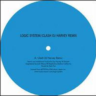 Logic System CLASH Vinyl Record