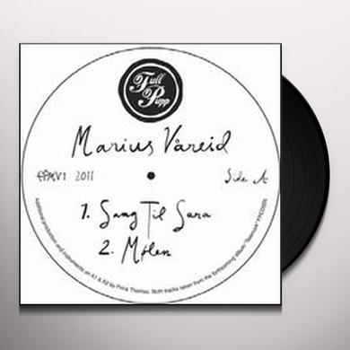 Marius Vareid SANG TIL SARA Vinyl Record
