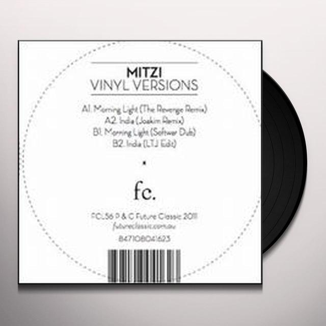 Mitzi VINYL VERSIONS Vinyl Record
