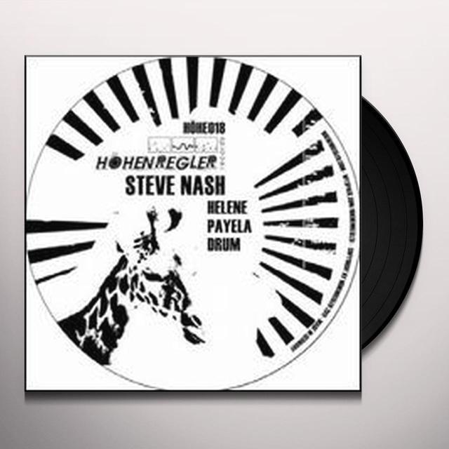 Steve Nash HELENE Vinyl Record