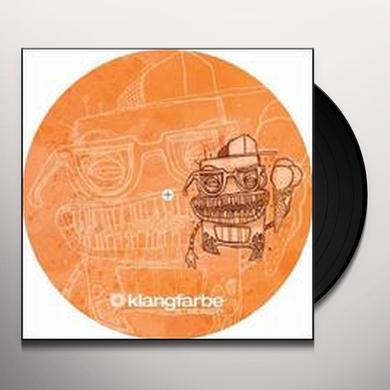 Oliver Schories ORGAN FREEWAY (EP) Vinyl Record