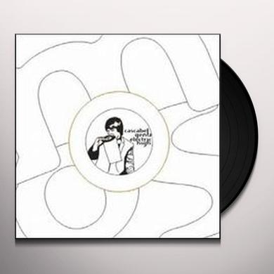 Cascabel Gentz ELECTRIC HIGH (EP) Vinyl Record