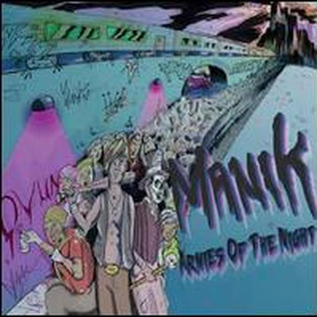 Manik ARMIES OF THE NIGHT Vinyl Record