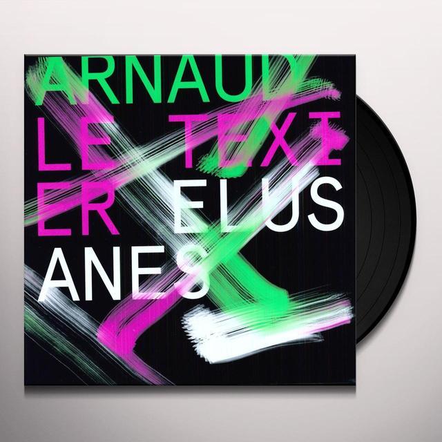 Arnaud Le Texier ELUSANES (EP) Vinyl Record