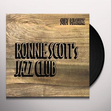 Soft Machine RONNIE SCOTT'S JAZZ CLUB Vinyl Record - 180 Gram Pressing