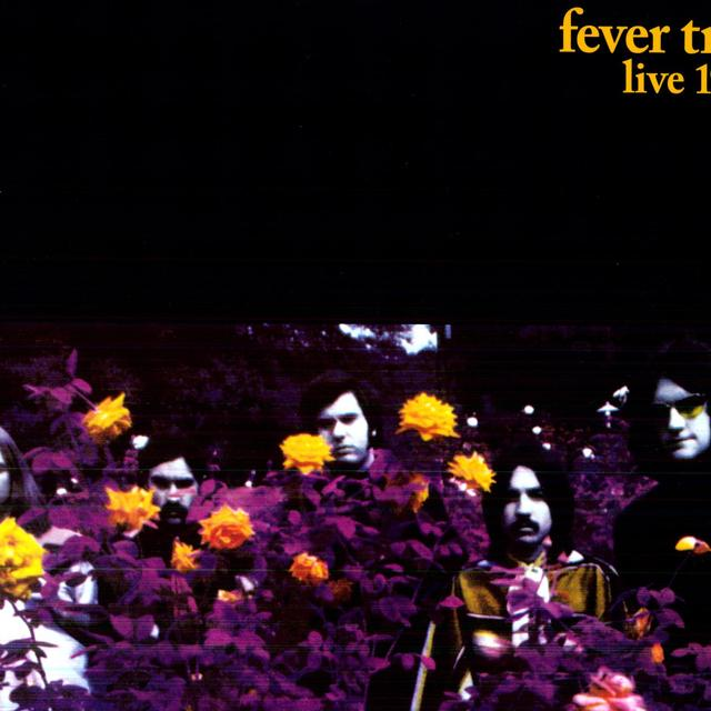 Fever Tree LIVE 1969 Vinyl Record