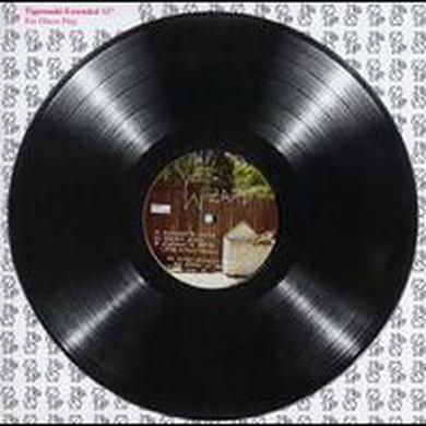 Yes Wizard ELEPHANT & CASTLE Vinyl Record