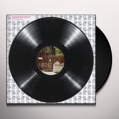 Yes Wizard ELEPHANT & CASTLE (EP) Vinyl Record