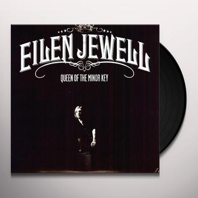 Eilen Jewell QUEEN OF THE MINOR KEY Vinyl Record