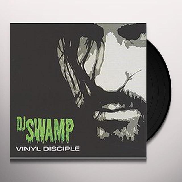 Dj Swamp VINYL DISCIPLE Vinyl Record