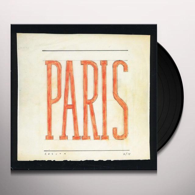 Van Dyke Parks DREAMING OF PARIS / WEDDING IN MADAGASCAR Vinyl Record
