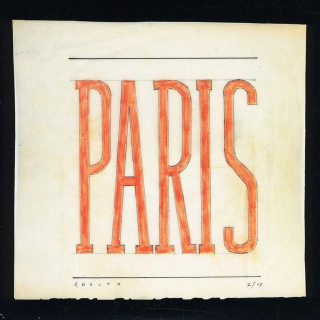 Van Dyke Parks DREAMING OF PARIS / WEDDING IN MADAGASCAR Vinyl Record