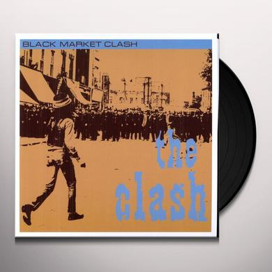 BLACK MARKET CLASH Vinyl Record