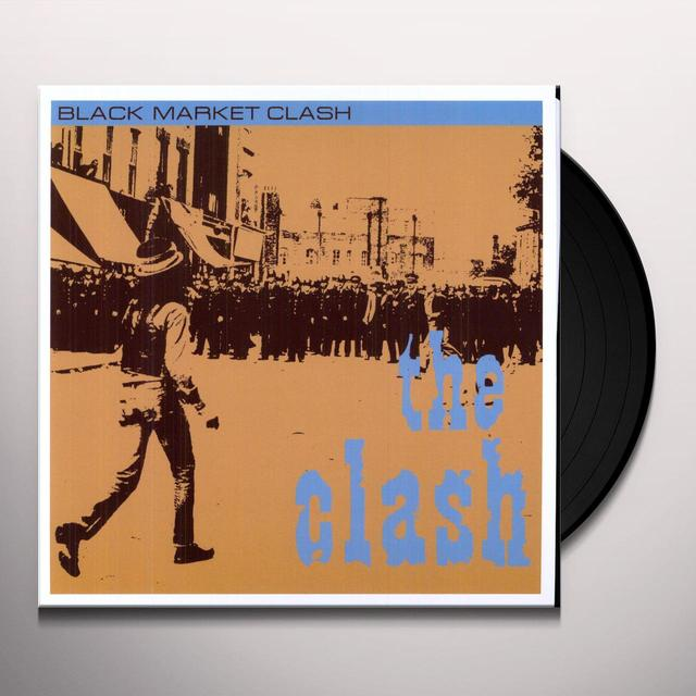 BLACK MARKET CLASH Vinyl Record - Limited Edition