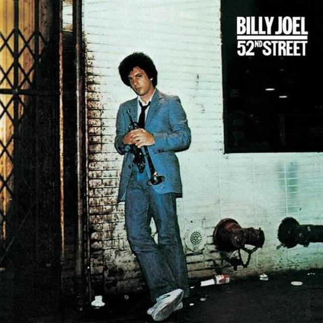 Billy Joel 52ND STREET Vinyl Record - Limited Edition, 180 Gram Pressing
