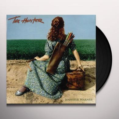 Jennifer Warnes HUNTER Vinyl Record - 180 Gram Pressing
