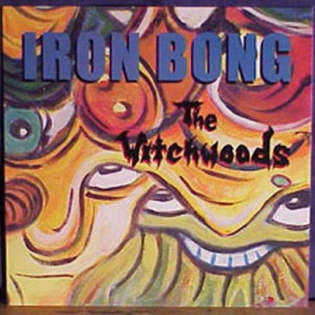 Iron Bong WITCHWOODS Vinyl Record - Limited Edition