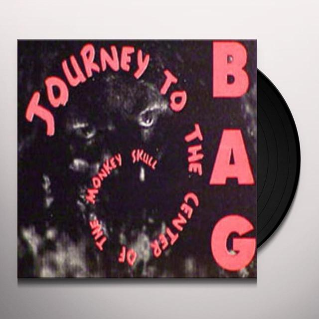 Bag JOURNEY TO THE CENTER OF MONKEY SKULL Vinyl Record - Limited Edition