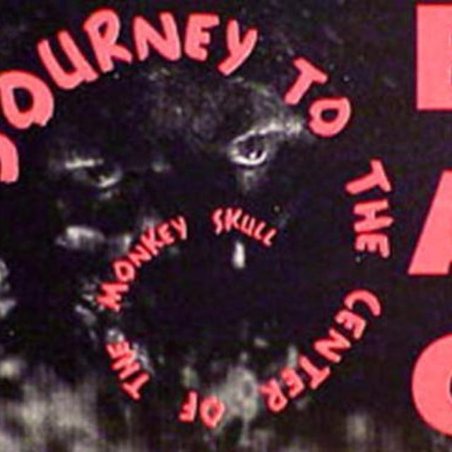 Bag JOURNEY TO THE CENTER OF MONKEY SKULL Vinyl Record