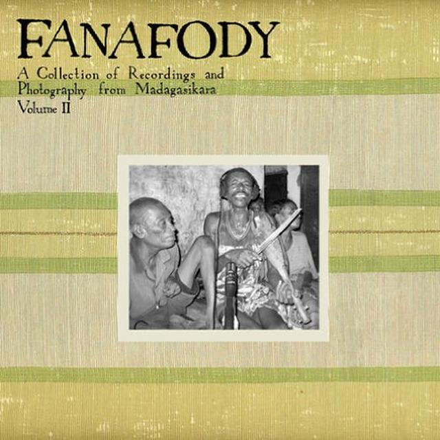 Various Artists FANAFODY: COLLECTION OF RECORDINGS & II / VAR Vinyl Record