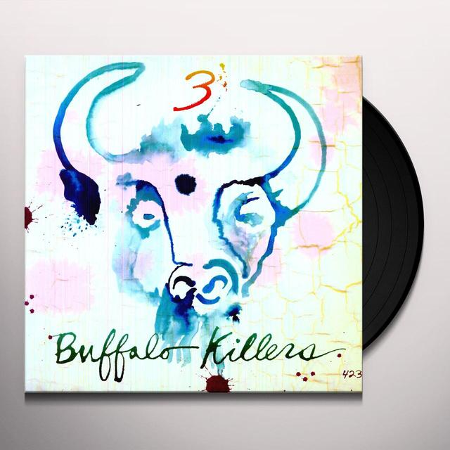 Buffalo Killers 3 Vinyl Record