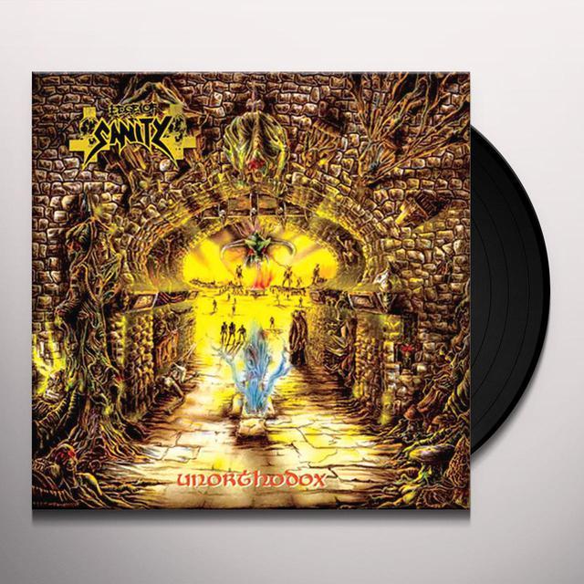 Edge Of Sanity UNORTHODOX Vinyl Record