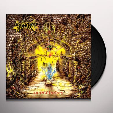 Edge Of Sanity UNORTHODOX Vinyl Record