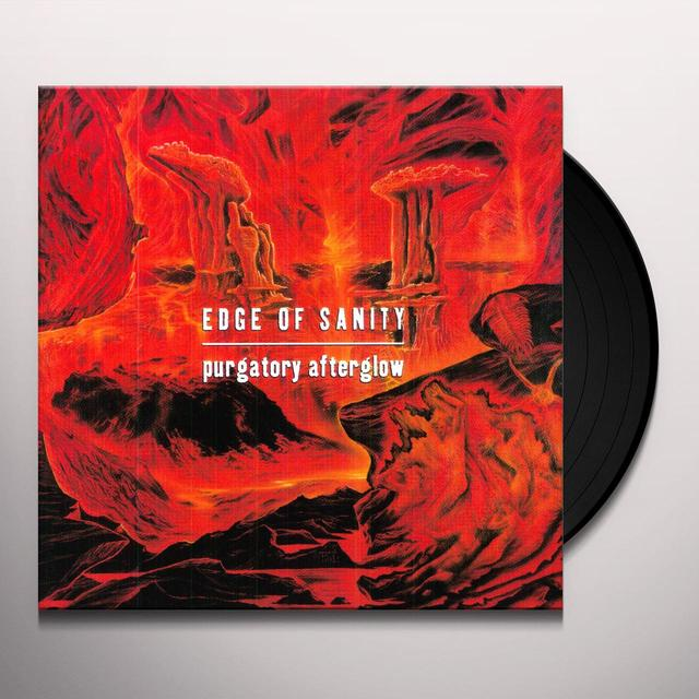 Edge Of Sanity PURGATORY AFTERGLOW Vinyl Record - 180 Gram Pressing