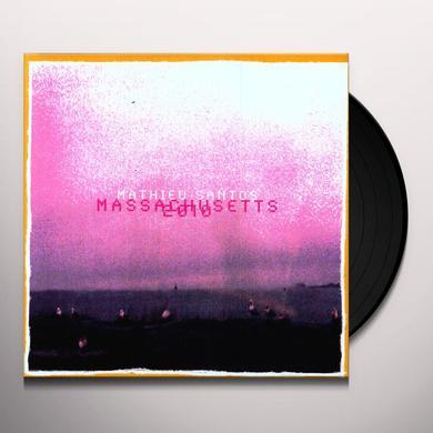 Mathieu Santos MASSACHUSETTS 2010 Vinyl Record