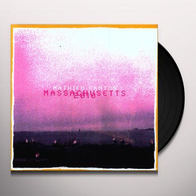 Mathieu Santos MASSACHUSETTS 2010 Vinyl Record