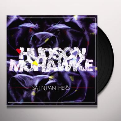 Hudson Mohawke SATIN PANTHERS Vinyl Record