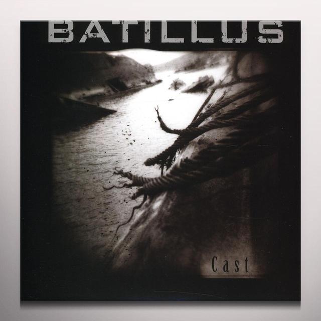 Batillus / Mutilation Rites CAST / GOLIATH - SPLIT Vinyl Record