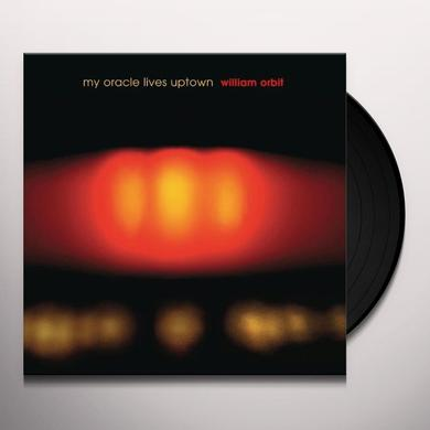 William Orbit MY ORACLE LIVES UPTOWN Vinyl Record
