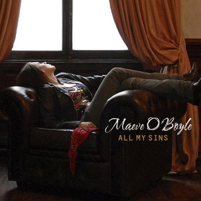 Maeve Oboyle ALL MY SINS Vinyl Record