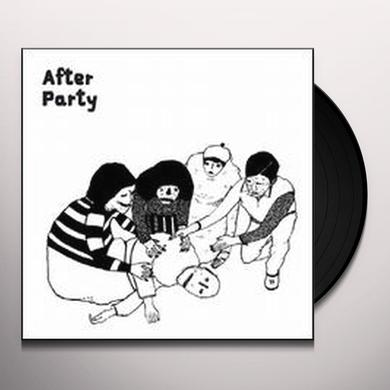 Dop AFTER PARTY (EP) Vinyl Record