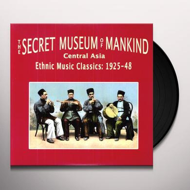 SECRET MUSEUM OF MANKIND: CENTRAL ASIA / VARIOUS Vinyl Record