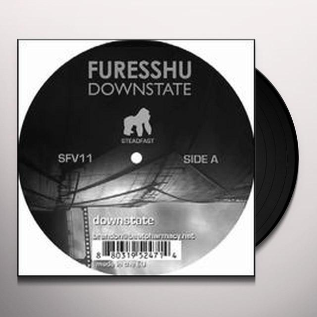 Furesshu DOWNSTATE (EP) Vinyl Record