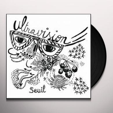 Seuil ULTRA VISION (EP) Vinyl Record