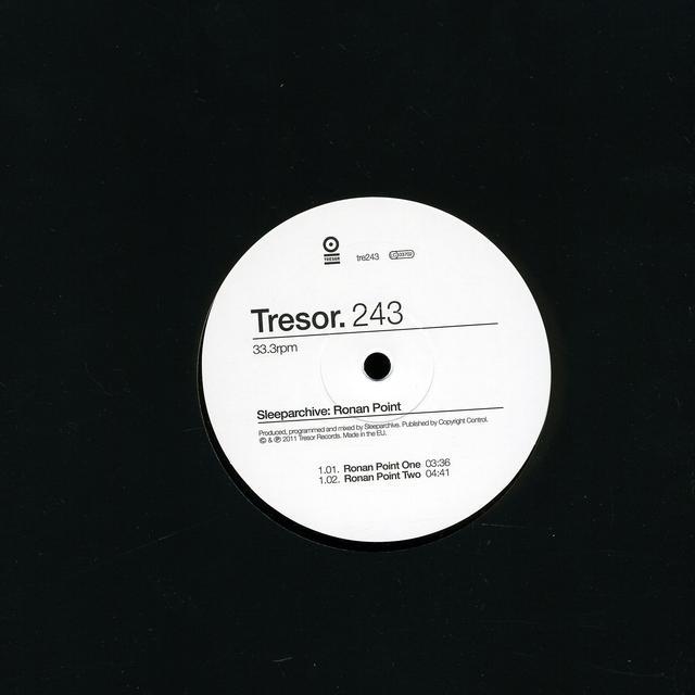 Sleeparchive RONAN POINT Vinyl Record