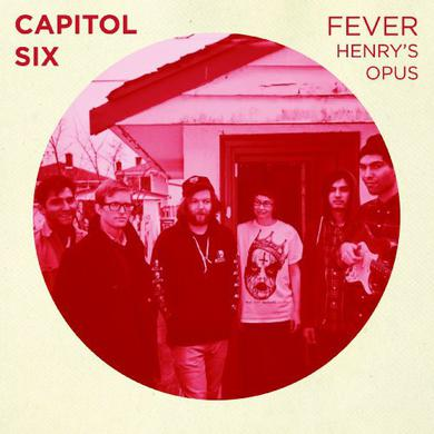 Capital Six CAPTAIN REHAB Vinyl Record