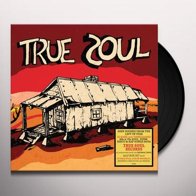 TRUE SOUL: DEEP SOUNDS FROM LEFT OF STAX / VARIOUS Vinyl Record