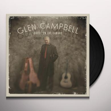 Glen Campbell GHOST ON THE CANVAS Vinyl Record