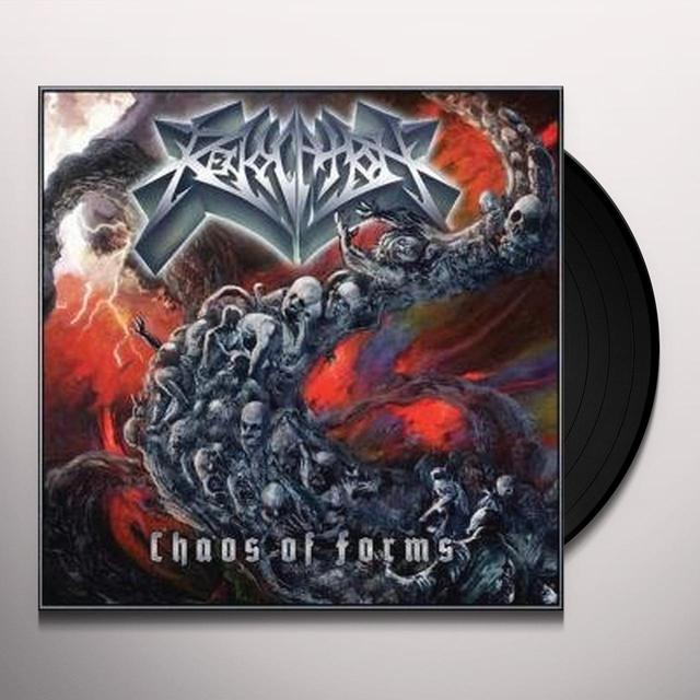 Revocation CHAOS OF FORMS Vinyl Record