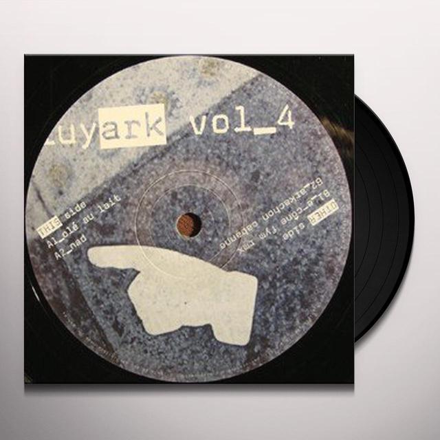 ALLELUYARK PT. 1 (EP) Vinyl Record